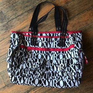 Like New Adorable Roxy Large Tote